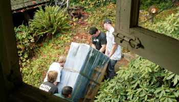 Bainbridge Island Residential Moving